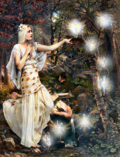 Vintage Fairy Images Collection by Timecamera