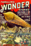 Vintage Science Fiction Comic Covers Image Collection 04