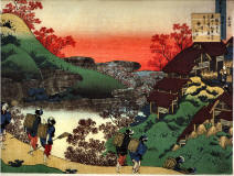 Japanese Woodblock Prints Image Collection 02