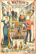 vintage circus prints and poster images 12