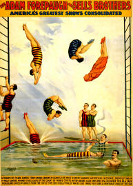 vintage circus prints and poster images 08