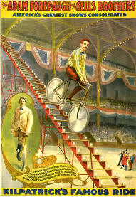 vintage circus prints and poster images 10